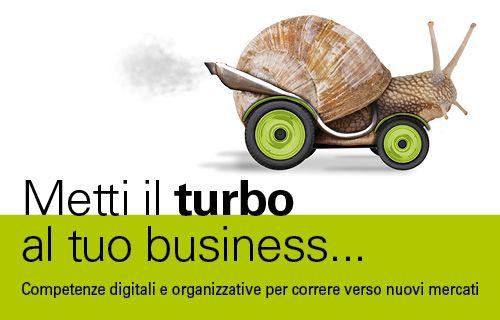 Evento per aziende #Turbobusiness e diamo slancio al business! www.wiseup.it #pmi