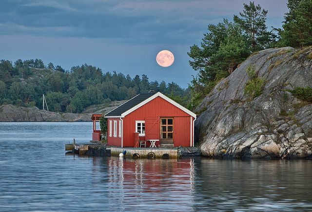 My place.......Grimstad - Norvegia