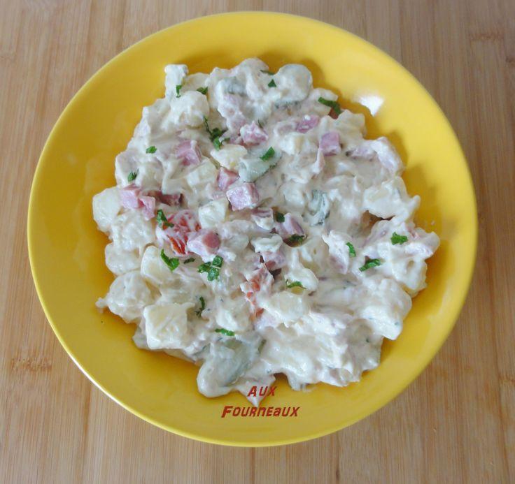 Salade piémontaise maison | Aux Fourneaux