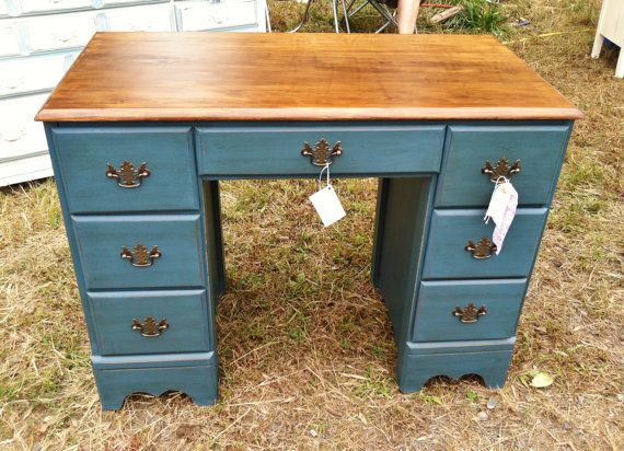 Painted Desks 111 best painted - desks images on pinterest | painted desks
