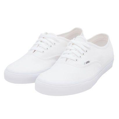 156fb1a1302 VANS - Tênis authentic Vans - branco - OQVestir