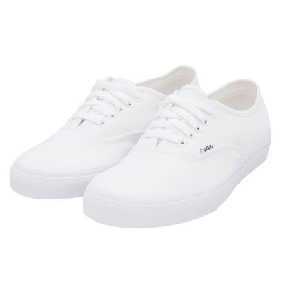 f01df8e30b9 VANS - Tênis authentic Vans - branco - OQVestir