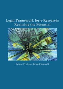 Legal Framework for e-Research: Realising the Potential provides an overview of key legal issues facing e-Research.