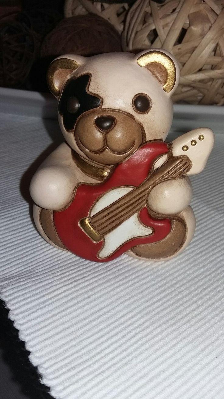 l'orsetto rock....del mio amore 😍