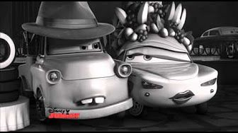 02.11.2010. Cars Toons - Mater's Tall Tales - Mater, Private Eye - YouTube