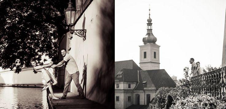 Photographer in Praguev