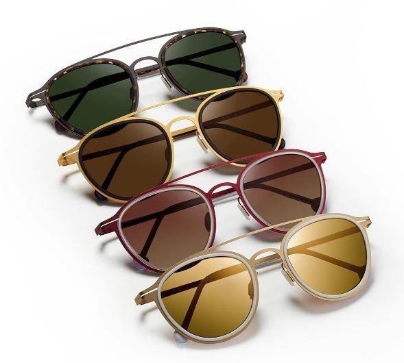 Para arrasar!  Modo VS1 sunnies com lentes ZEISS Polarizada revestida com anti-reflexo. Leve, moderno e tecnológico! #innovaoptical #modo #modoeyewear #oculosdesol #sunglasses #design #weselldesignforliving