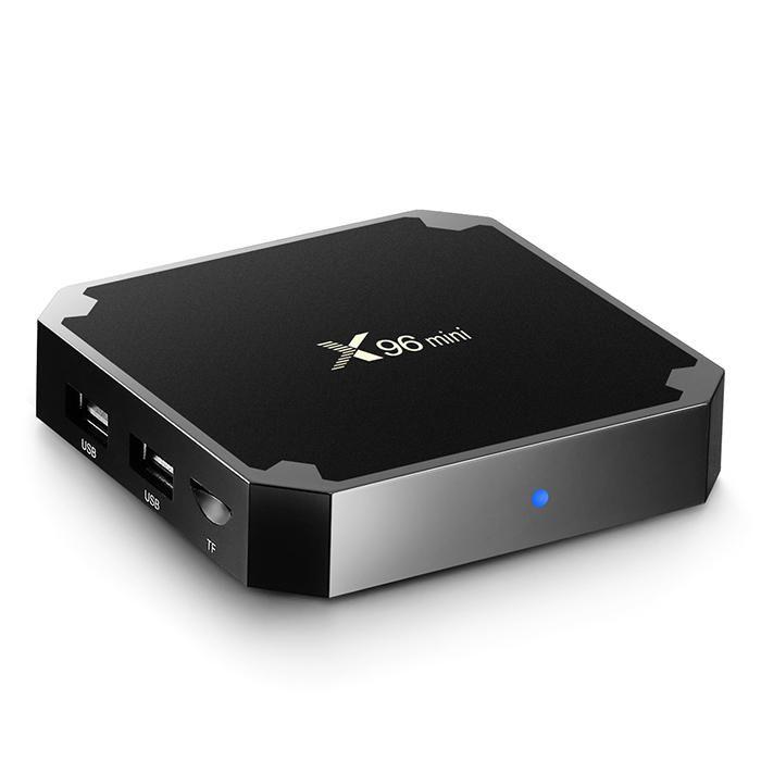 X96 MINI Amlogic S905W 2GB RAM 16GB ROM TV Box Sale - Banggood.com