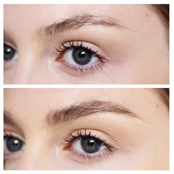 ca1b617522b What a difference gimme brow makes! Thanks for sharing your before and  after @dinosaurdances ❤ #benefitbrows #beauty #benefit xx  #MascaraBeforeAndAfter