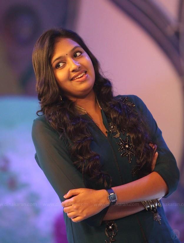 Lakshmi Menon in Kutti Puli Music Launch