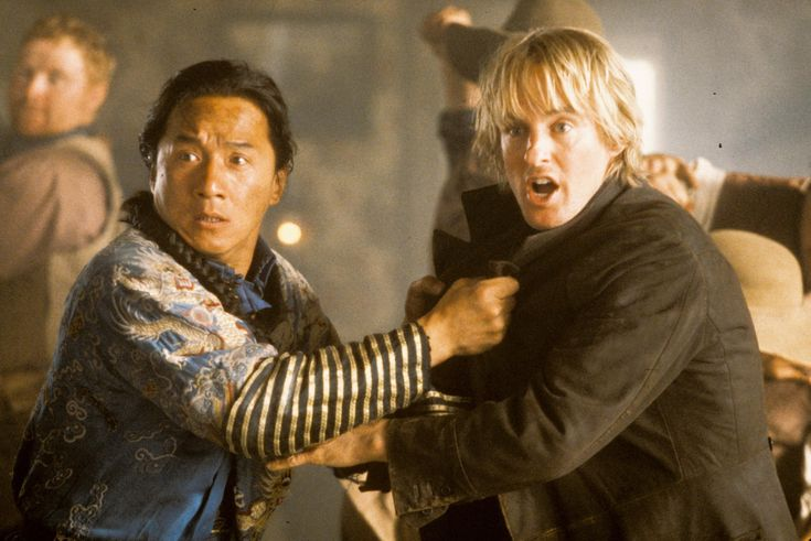 Shanghai Noon. Probably the most widely scene shot of the show.  #josephporro