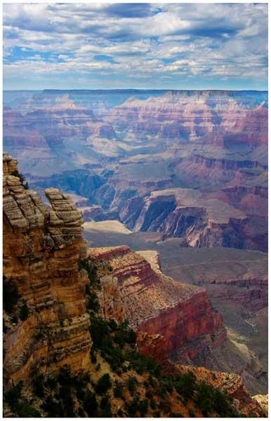 A beautiful posterof the majestic Grand Canyon! Take time to visit America's amazing National Parks :) Ships fast. 11x17 inches. Need Poster Mounts..?