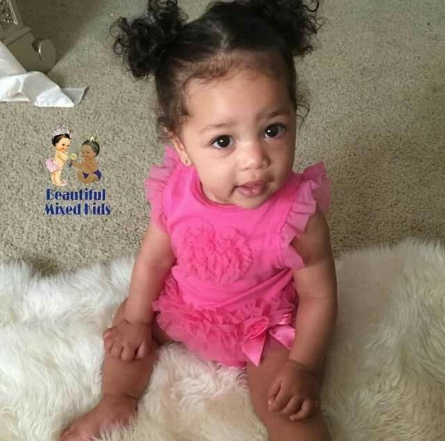 Olivia West - 2 Years • Brazilian, Egyptian & African American ❤