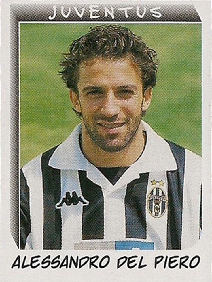 Alessandro Del Piero // 1999/2000 // Figurina Panini