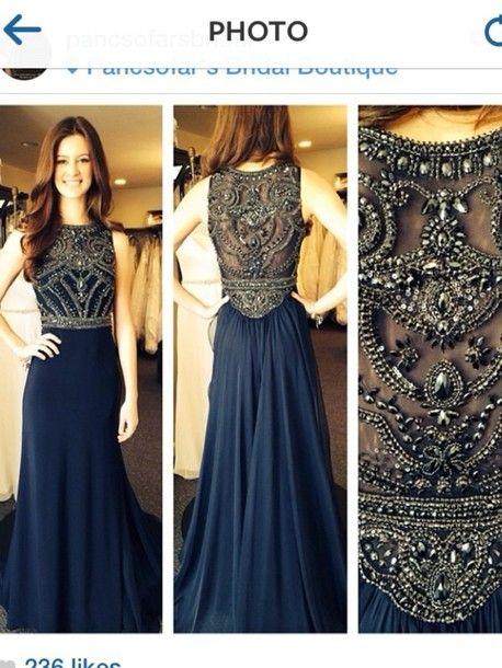 sheri hill beautiful beaded dress