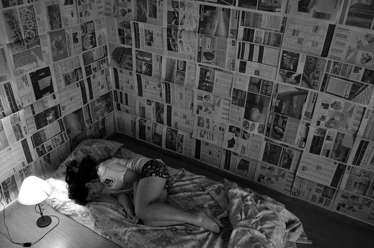 Cuando la muerte venga a visitarme,no me despiertes, dejame dormir