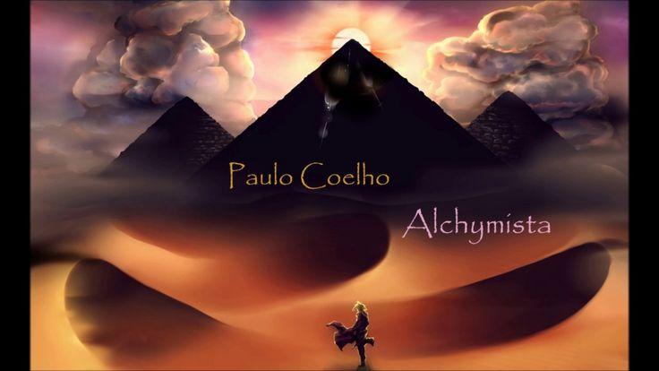 Paulo Coelho:  Alchymista - celá audiokniha