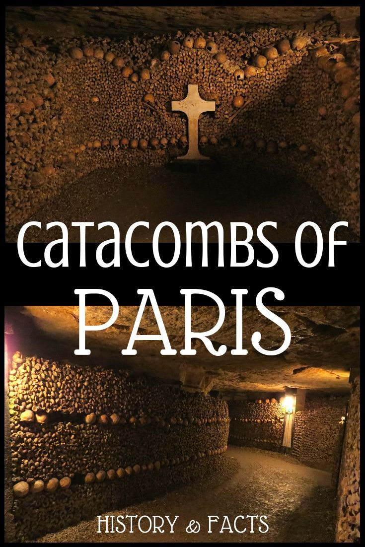 A Visit to the Catacombs of Paris – The Empire of the Dead!