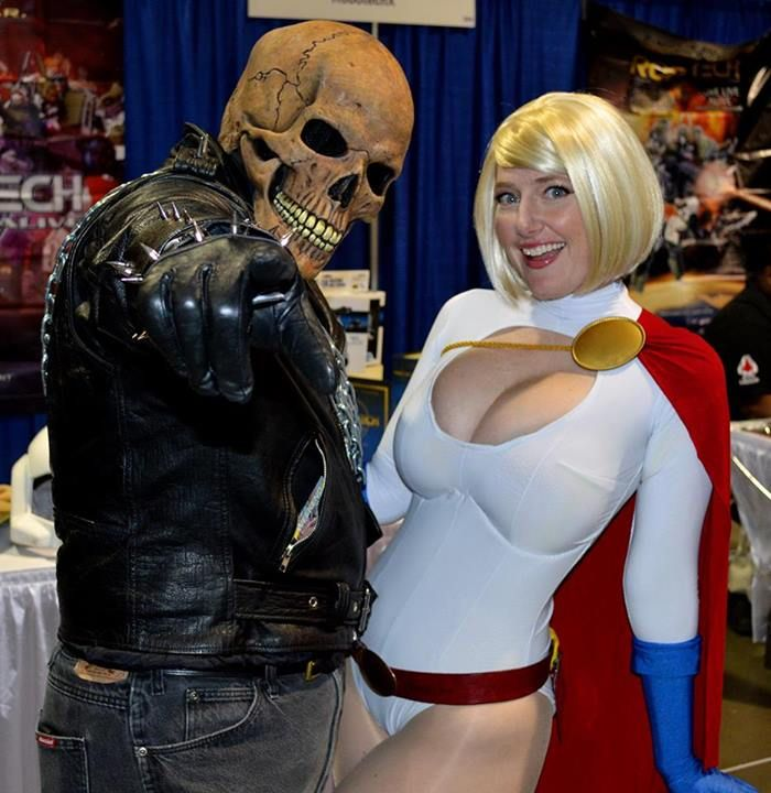 ghost rider girl naked image