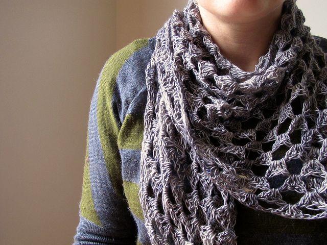 40 Best Half Granny Square Shawl Images On Pinterest Crochet