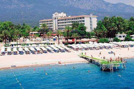 Phaselis Princess Resort Hotel, Kemer, Turkey
