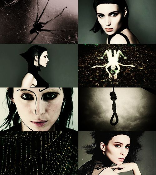 Greek Mythology Dreamcast - Rooney Mara as Arachne Although I grant you life, most wicked one, your fate shall be to dangle on a cord, and your posterity forever shall take your example, that your punishment may last forever (x)