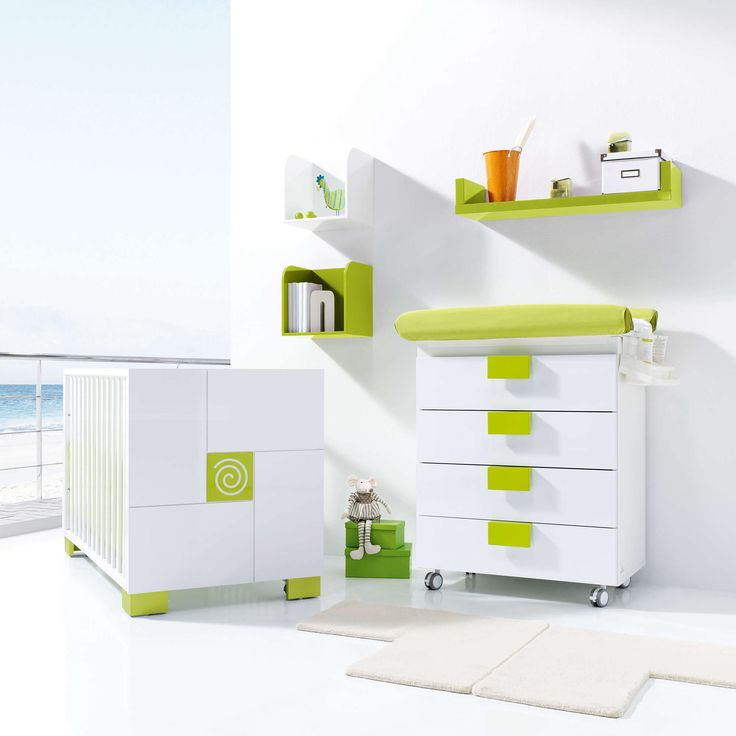 9 best GREEN BABY ROOMS images on Pinterest | Nursery, Babies rooms ...