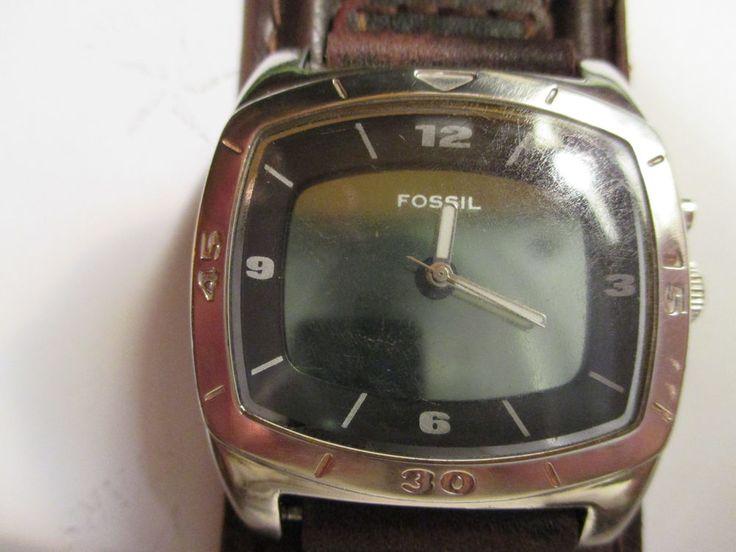 fossil big tic watch #FOSSIL