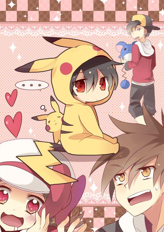 Pokemon! Oh my gushh!!
