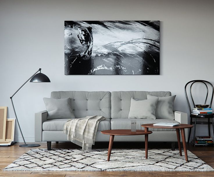 12 Gray Sofas We Love Right Now Under $1,000 — Annual Guide 2017