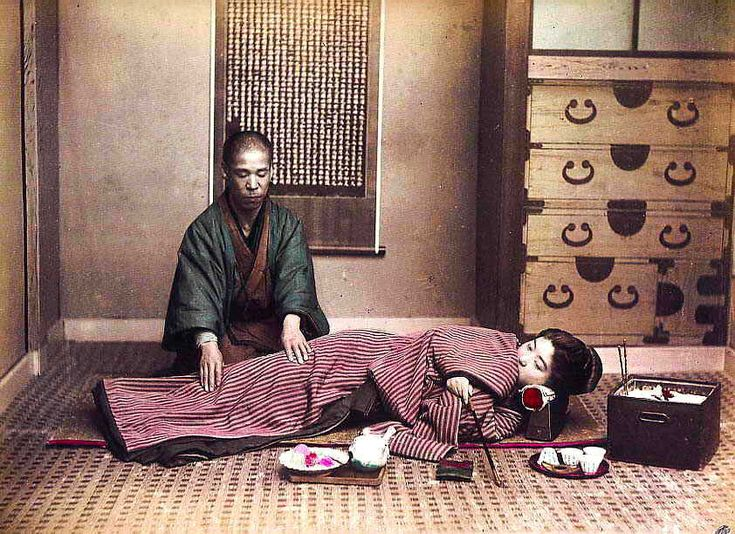 Traditional japanese, Massage and Traditional on Pinterest