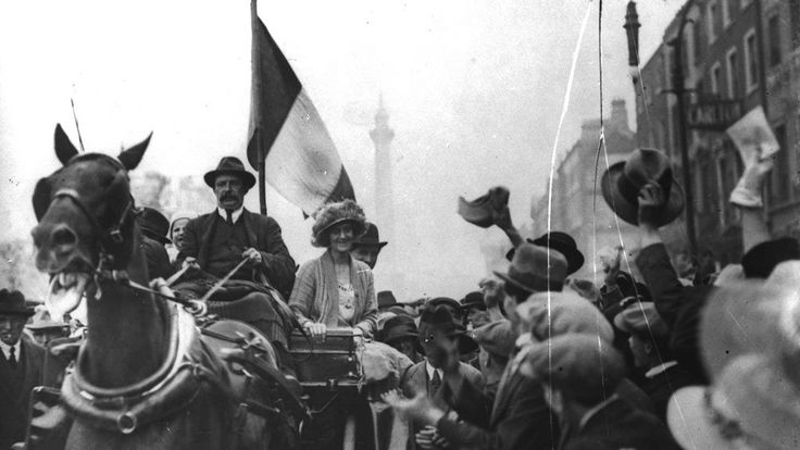 A radio portrait of Countess Markievicz by some of those who knew her.