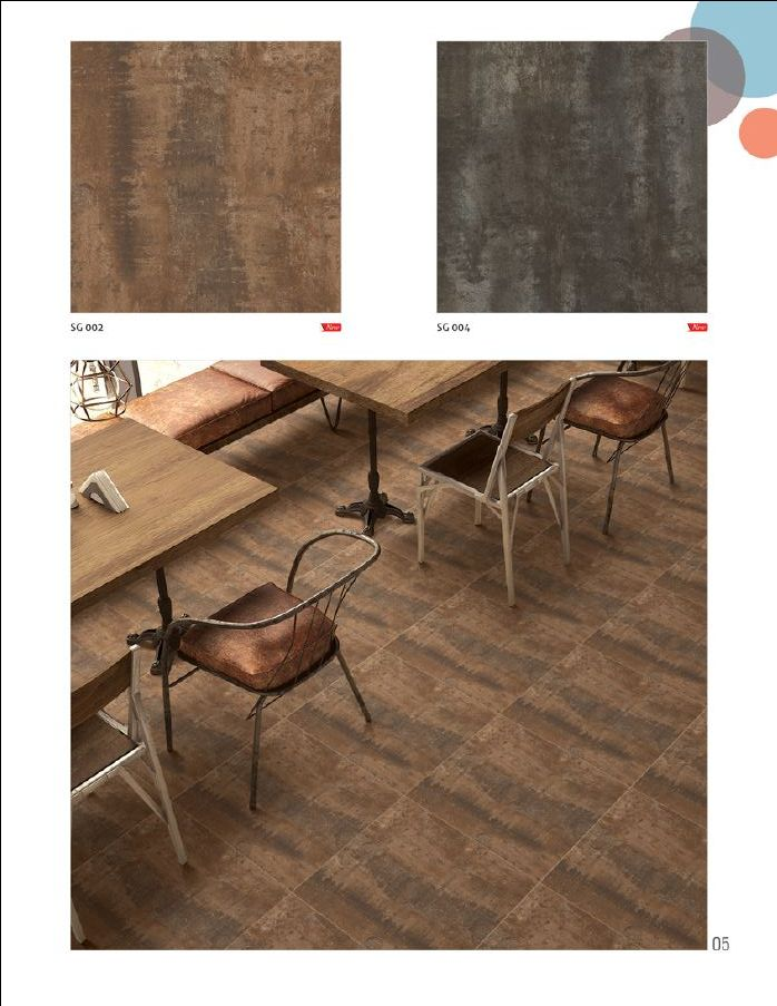 SG 002 & SG 004 - Millennium Tiles 600x600mm (24x24) Brilliante PGVT Porcelain Sugar Designer Tiles  - Vitrified tiles gives most exotic look of the flooring than other ceramic tiles. Vitrified tiles are made of mixture of silica and clay. Vitrified flooring gives most glossy look. Vitrified flooring reflects mirror like look so it is called as polished tiles. Vitrified tiles are having hard surface which is specially made and charged process. Vitrified tiles are having new technology of…