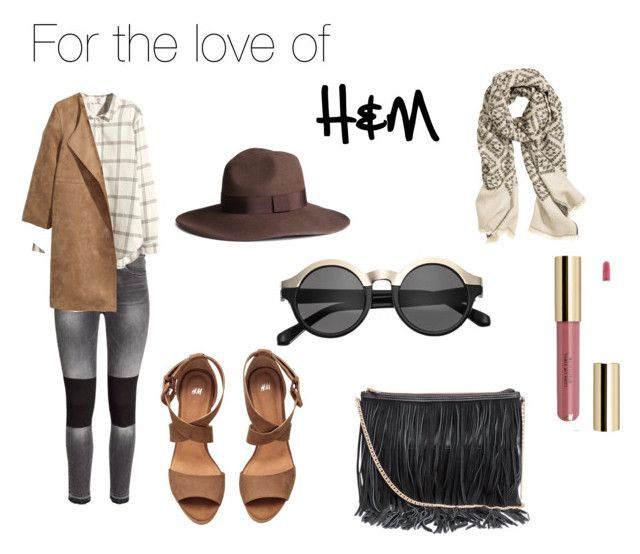 """""""H&M"""" by daniellepearce13 on Polyvore featuring H&M"""