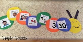 Simply Speech: Spring & Easter Speech Craftivities!