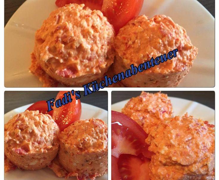 Rezept Cashew-Paprika Aufstrich von Fadi´s Küchenabenteuer - Rezept der Kategorie Saucen/Dips/Brotaufstriche