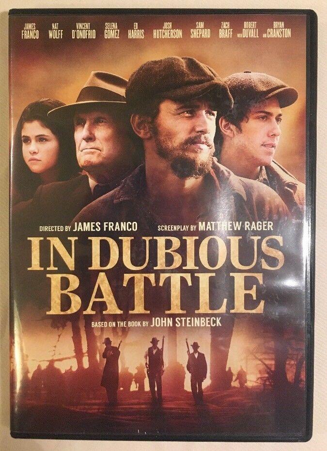 In Dubious Battle (DVD, 2017): Nat Wolff, James Franco