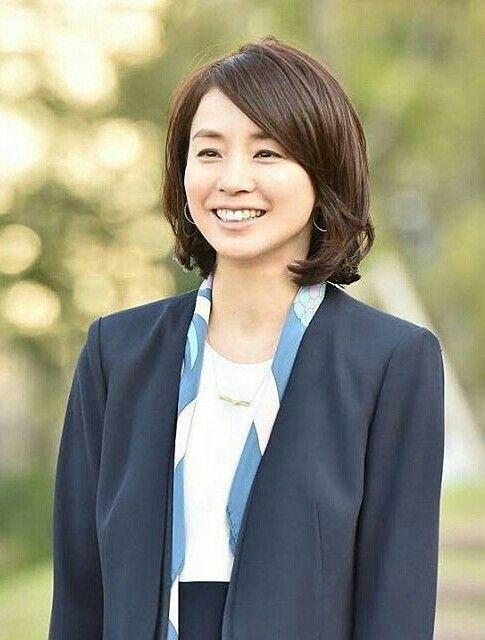 ドラマの時の石田ゆり子
