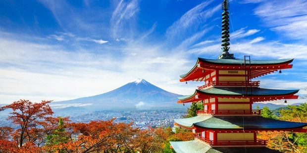 Who needs an excuse to go to Japan? My favourite?.... Number 9!