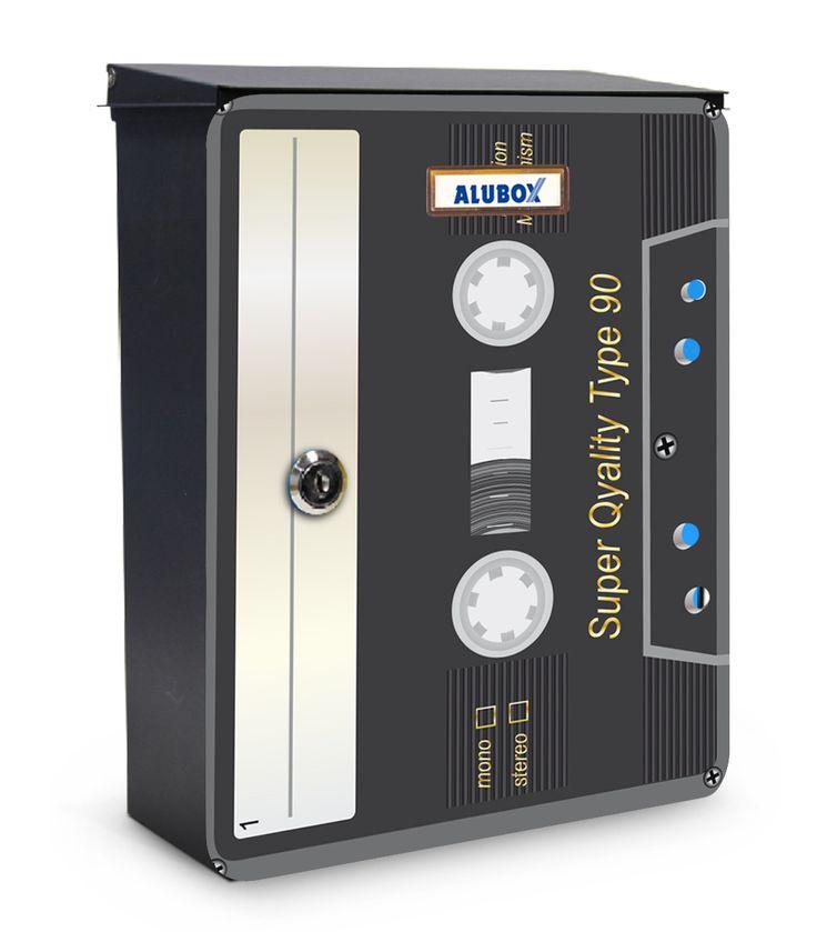 59 migliori immagini mia box su pinterest scatola affari e cinema - Cassetta postale design ...