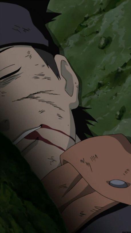 Obito's 'death'