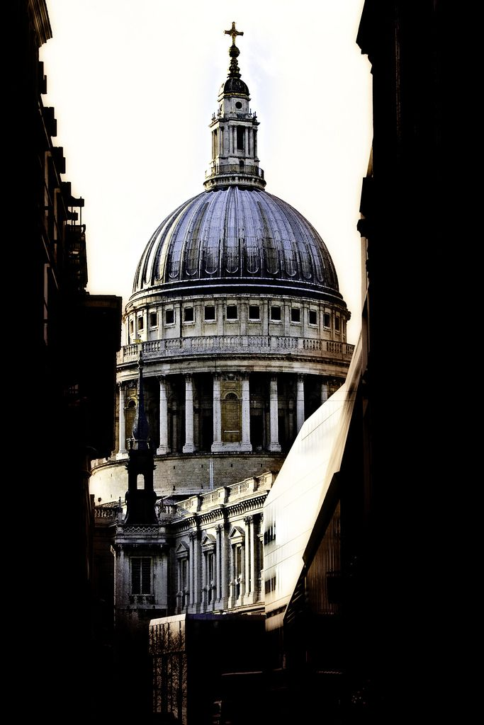 Saint Paul's Cathedral - London - England