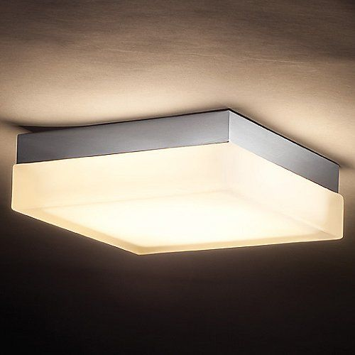 Dice led wall sconce flushmount by wac lighting at lumens com