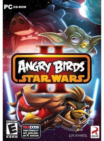 PC Game Angry Birds Star Wars Version 2