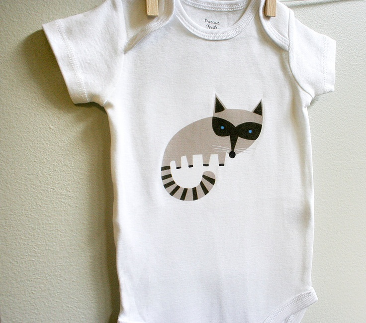 //Baby clothes, baby boy onesie or baby girl onesie, raccoon, sassy and very cute. Short sleeve. Your choice of size.. $13.00, via Etsy.