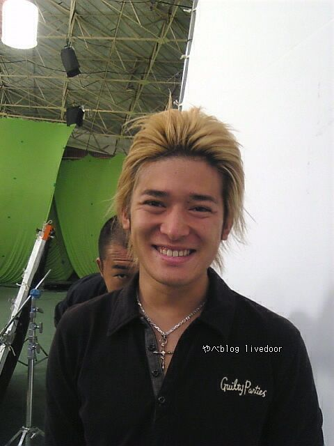 Izaki Shun + Makise | Crows Zero | Behind the scene