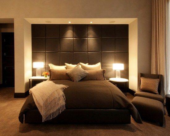 Photo chambre a coucher parent de luxe 359