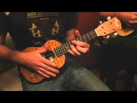 Watch la Familia de Ukeleles in Argentina play a ukulele ensemble piece entirely with Ohana Ukuleles!