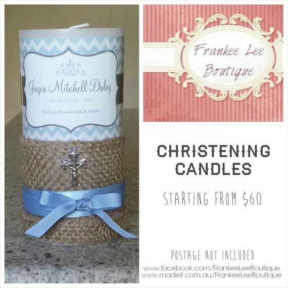 Hey, I found this really awesome Etsy listing at https://www.etsy.com/listing/212083721/christening-baptism-candle-custom-made