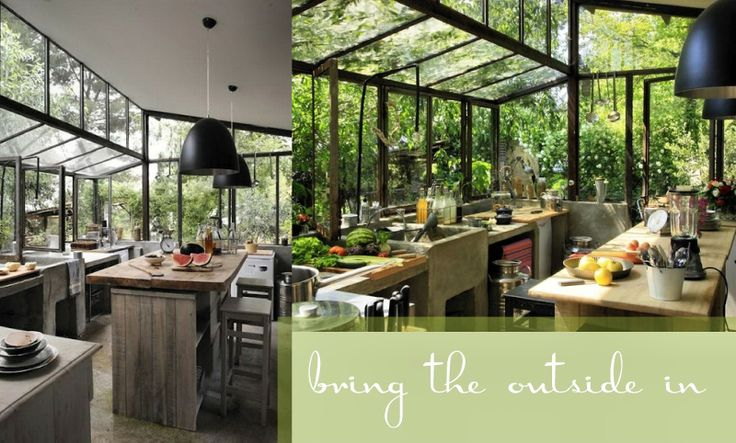 1000 ideas about conservatory kitchen on pinterest for Apartment greenhouse kits